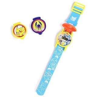 【JP團GO】18030200001 兒童電子錶-皮卡丘3款錶蓋 寶可夢 神奇寶貝 兒童電子錶 兒童手錶 鐘錶