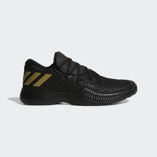 胖達)Adidas 愛迪達 低筒 籃球鞋 黑金 皮 哈登 Harden AC7819