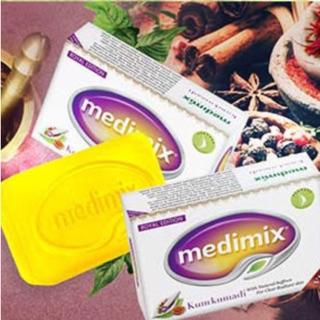 Medimix印度美黛絲藏紅花美肌皂(新商品)