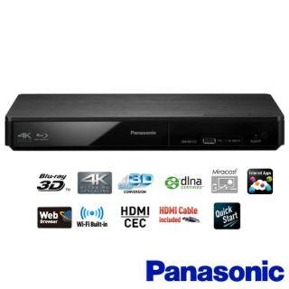 國際牌 Panasonic DMP-BDT270 4K