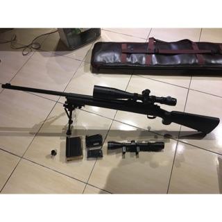 《價錢可議》 Kj m700 狙擊槍 瓦斯槍 一體式 二手