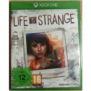 Xbox one【Life is Strange 奇妙人生】歐版全新未拆