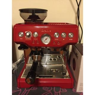 九成新reville限量版BES870XL咖啡機《割愛》農曆過年前1/27結止格不要低於2萬有議價空間~