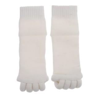瑜伽五指襪女腈棉分趾襪五趾襪露趾襪子矯正拇指外翻