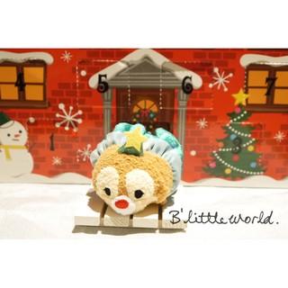 *B Little World * [現貨] 東京迪士尼專賣店/2016年聖誕節tsumtsum降臨曆禮盒/克莉絲汀單售