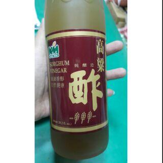 穀盛 純釀造 高粱醋 600ml