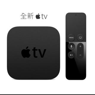 Apple TV 4K 64G台灣🇹🇼全新未拆公司貨,現貨,面交選宅配0元。