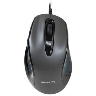 【鳥鵬電腦】GIGABYTE 技嘉 GM-M6800 可變速電競專用鼠 M6800 可切換DPI 大滑鼠 大手適用