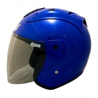 GP-5 GP5 A612 612 素色 明藍 R帽 類LUBRO 非ARAI 半罩 3/4罩 安全帽