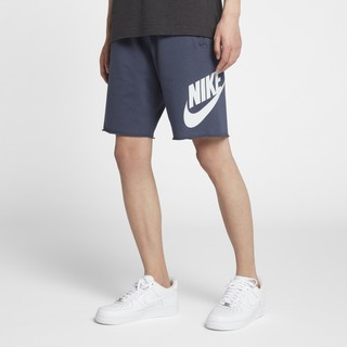 [麥修斯]NIKE AS M NSW SHORT FT GX 1 藍 短褲 男04 836278-471