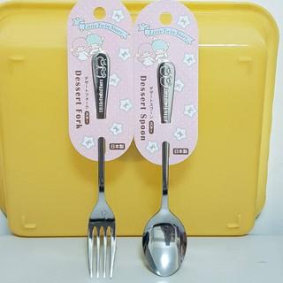 現貨日本製雙子星大湯匙/大叉子