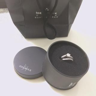 IDEA ROCK純銀戒指