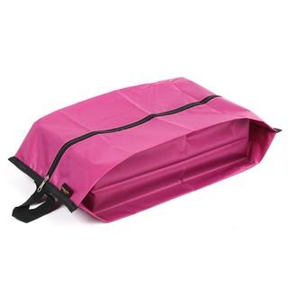 便捷旅行鞋子收納袋 防水布防塵鞋罩 防水鞋包透明收納包旅行鞋袋
