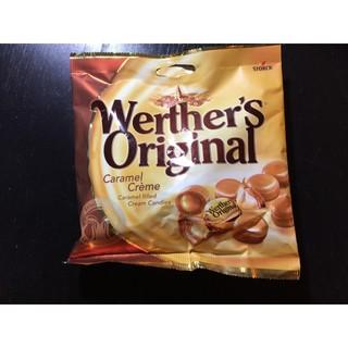 Werther's Original 道地的偉特焦糖夾心鮮奶油糖80g