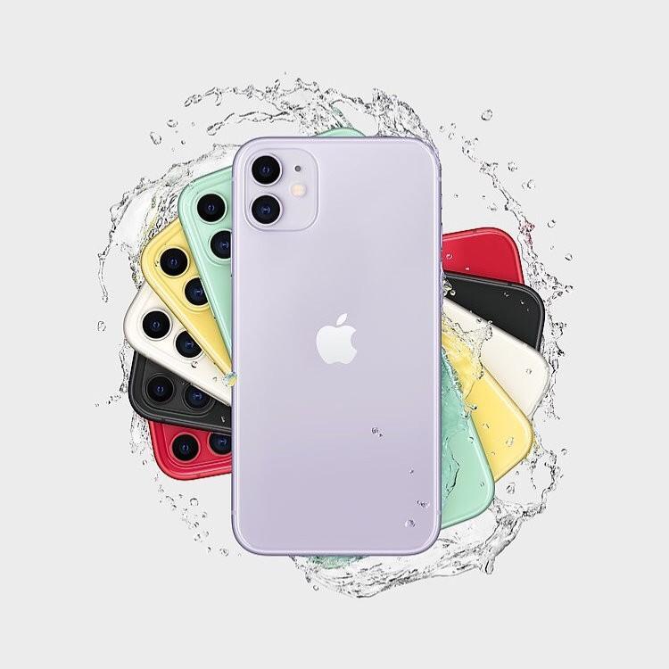 [台灣公司貨] Apple iPhone 11 6.1吋 A13 64G/128G/256G [ee7]