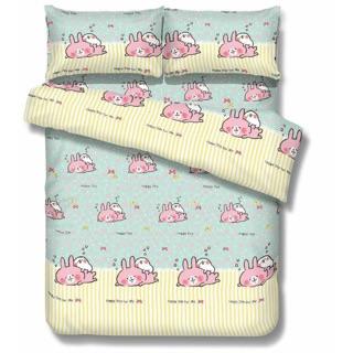 全新卡娜赫拉Kanahei標準雙人/卡納赫拉/單人4件組/床包組/臥室寢具/棉被/枕頭/居家生活/可愛/被子/被套/臥室