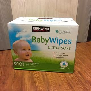Costco好市多 KIRKLAND 寶寶濕紙巾 濕巾 嬰兒 外出超好用