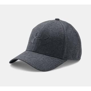 壯男的店 男 UA CoolSwitch ArmourVent 2.0運動帽 1291856-001黑/ 040石墨