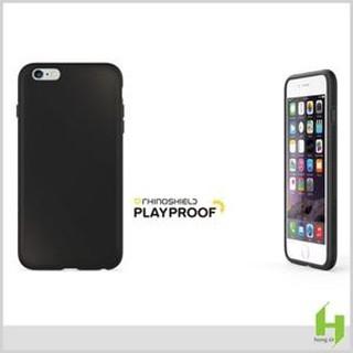 犀牛盾iPhone 6 / 6S PLAYPROOF防摔背蓋-極致黑