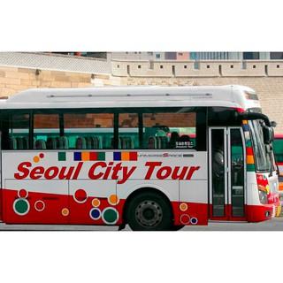【首爾】觀光雙層巴士