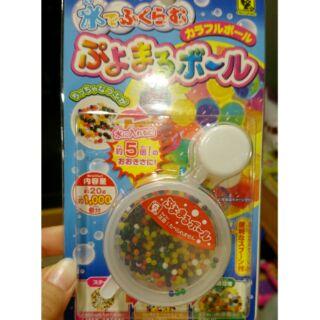 日本安全無毒水晶寶寶玩具
