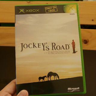 Xbox jockey's road 騎師之路
