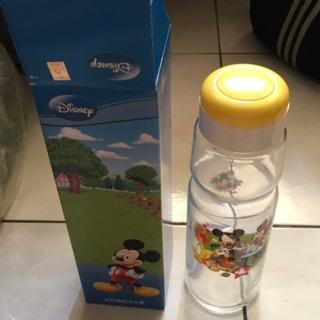 米奇全新大玻璃水瓶