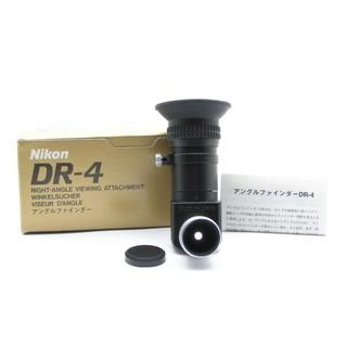 尼康 NIKON DR-4 DR4 垂直觀景器 直角觀景 (F5.F4 F3 F100 FM2N 請參考)