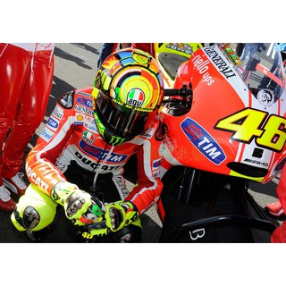 瀧澤部品 AGV GP-Tech Rossi Elements replica helmet 元素 全罩安全帽 限量出清