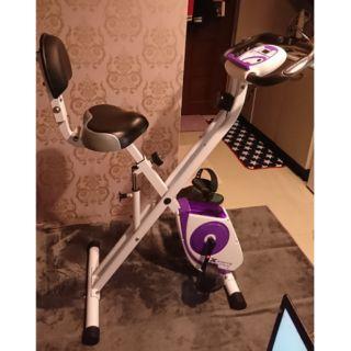2合一磁控健身車(限自取)全新沒有盒子如圖片