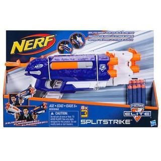 【W先生】NERF N-STRIKE 菁英系列 雙合射擊 孩之寶 軟彈槍 安全子彈 泡棉子彈 玩具槍 空氣槍