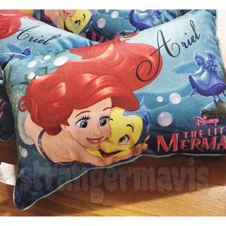 小美人魚 愛麗兒 抱枕 枕頭 隨身枕