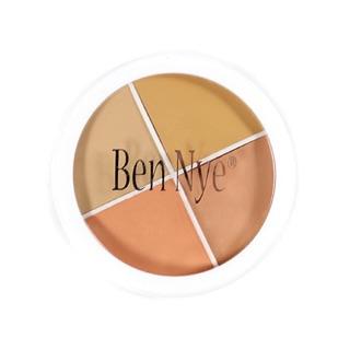 《現貨+預購》大沛推薦Ben Nye四色遮瑕矯正盤