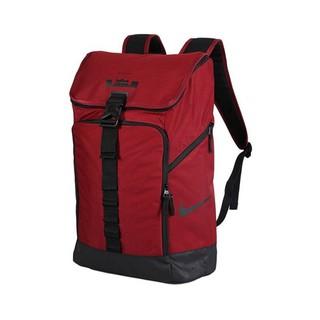 NIKE LEBRON 紅色 氣墊 運動 後背包 BA5447-677