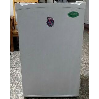 [中古] 吉普生75L 單門冰箱 小冰箱 冷藏小冰箱 套房冰箱 台中大里二手冰箱 台中大里中古冰箱 修理冰箱 維修冰箱