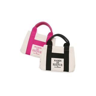 【5/27回台】新款帆布包  MAISON DE REEFUR REEFUR Logo Bag S