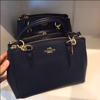 可刷卡 Coach F36637 Christie Carryall 殺手包