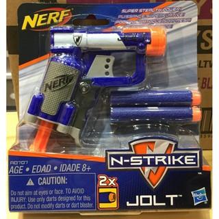 【MR W】NERF N-STRIKE 菁英系列 震撼者 單發射擊 孩之寶 軟彈槍 安全子彈 泡棉子彈 玩具槍 空氣槍