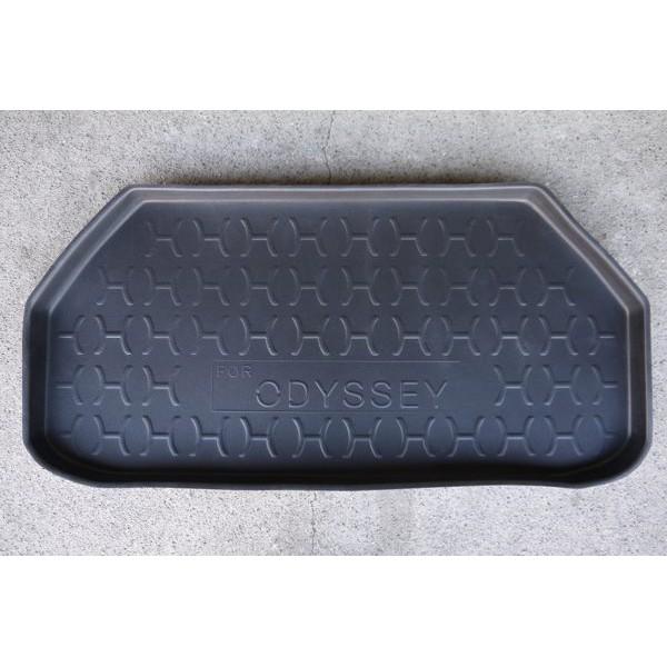 台灣製 加高型 2016 喜美 HONDA ODYSSEY 奧德賽 專用防水托盤 密合度高 防水材質 後廂墊