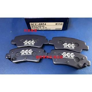 福特 ESCAPE 2.3 10-13  來令片 前來令片 前煞車來另 道路賽車版 耐高溫 台灣製 如需其他零件請私訊