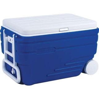 100L 手拉移動式冰桶 保冷箱 方便攜帶 露營 烤肉 野餐 釣魚