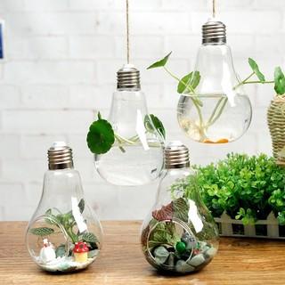 懸掛式玻璃燈泡花瓶