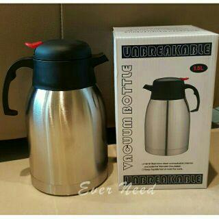 不鏽鋼真空保溫壺1 5L 2 0L 保溫瓶咖啡壺