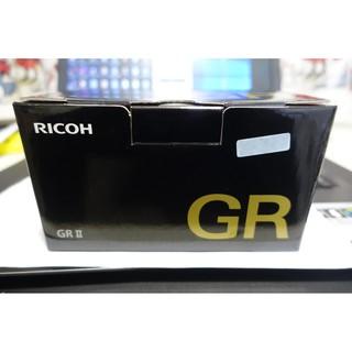 RICOH GR2/Ricoh GR II  公司貨用不到一個月
