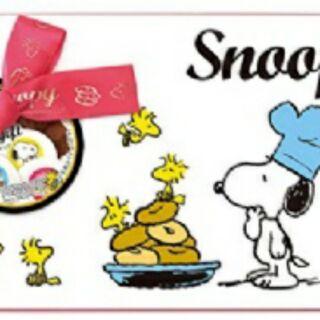日本國內販售 Snoopy 巧克力菓子綜合鐵盒 (スヌーピーSギフトM)