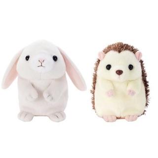 二手近全新 Hamee 迴聲小倉鼠 迴聲小刺蝟 長耳兔 mimicrypet 日本