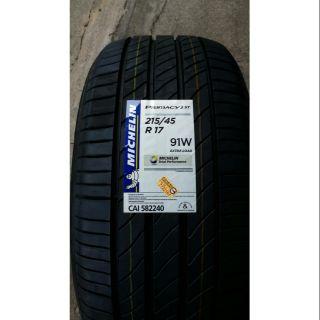 全新米其林輪胎,215/45/17,3st,18年輪胎