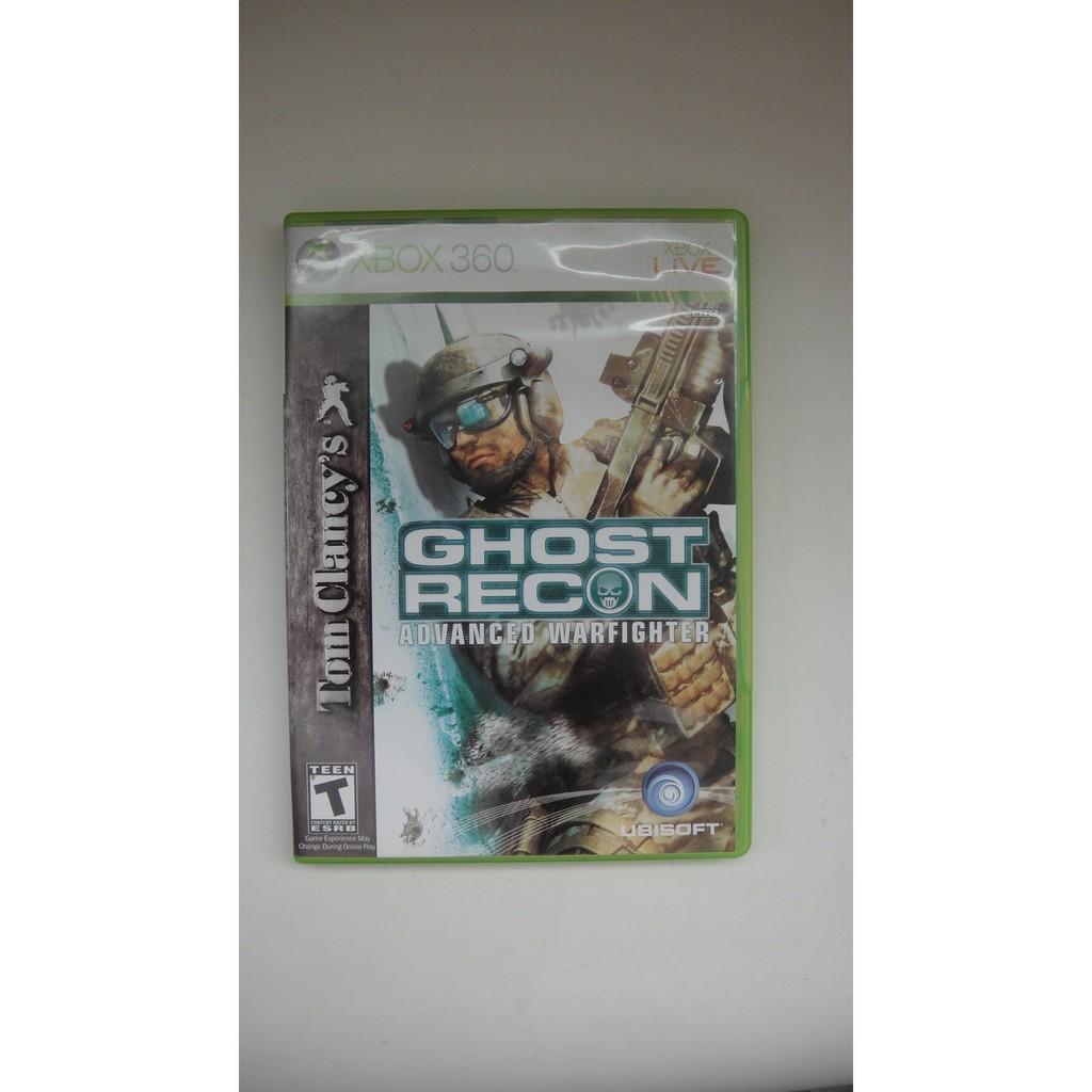XBOX360 火線獵殺 先進戰士 英文版 (ONE可玩) Ghost Recon