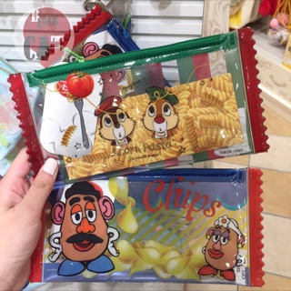 連線商品 Disney透明筆袋