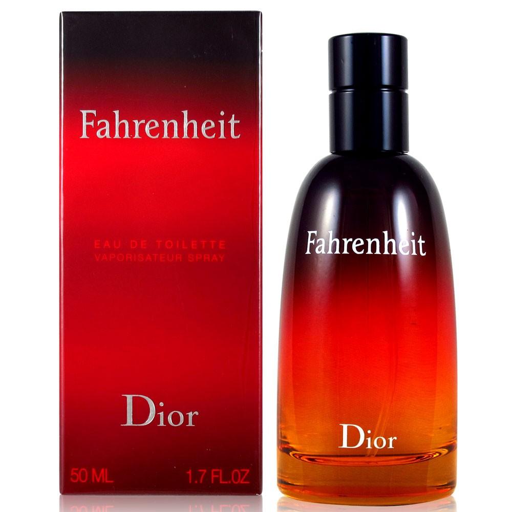 Dior 迪奧 FAHRENHEIT 華氏溫度 男性淡香水 50ml